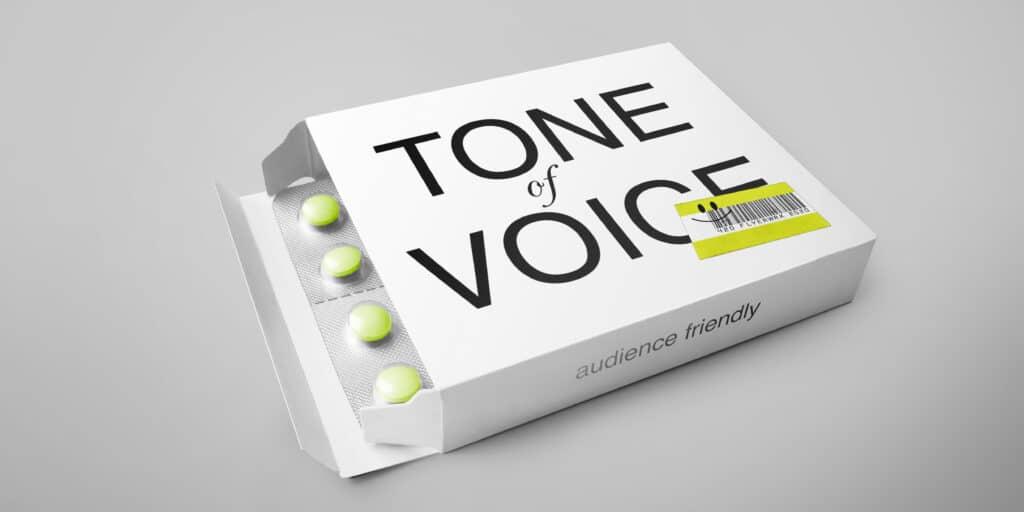tone of voice бренда